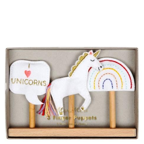 UNICORN FINGER PUPPETS - Molly's! A Chic and Unique Boutique