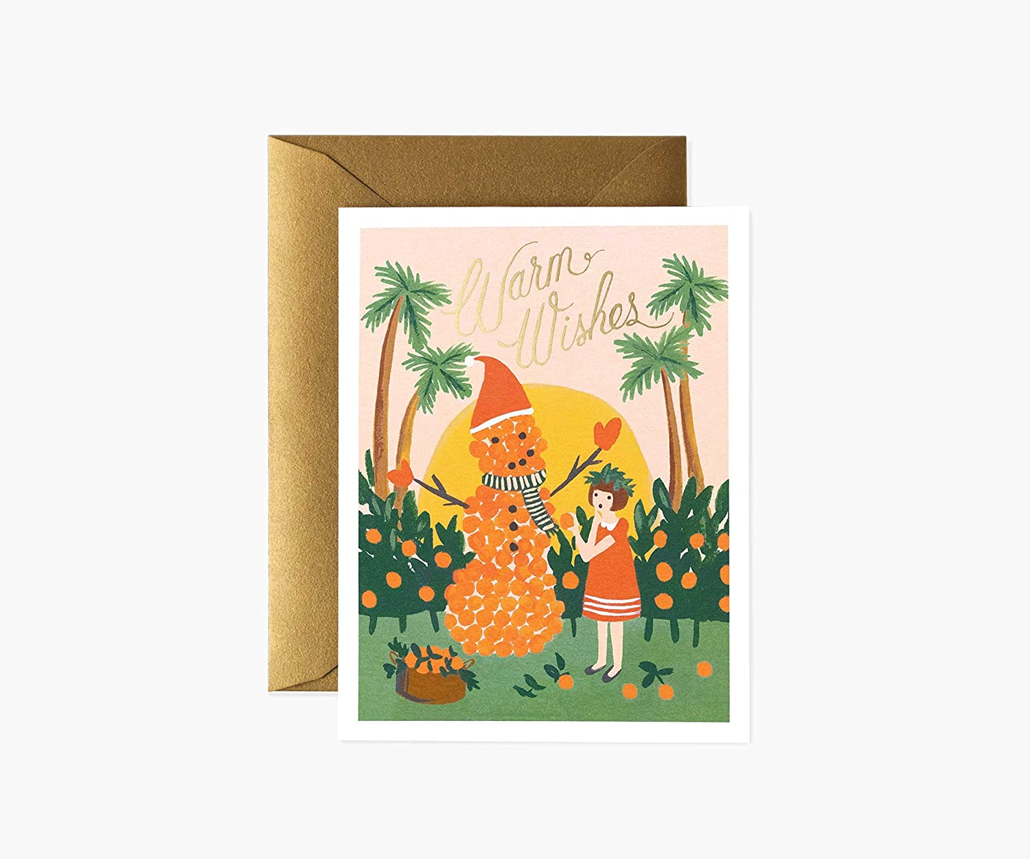 WARM WISHES HOLIDAY CARD - Molly's! A Chic and Unique Boutique