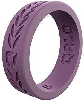 WOMEN'S LAUREL SILICONE RING- LILAC - Molly's! A Chic and Unique Boutique