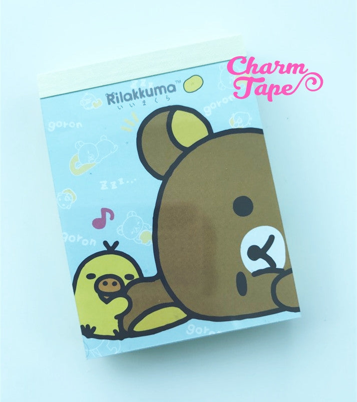 Do you like Rilakkuma and friends by San-X?