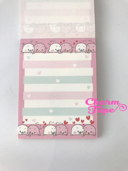 Mamegoma Mini Memo Pad by San-x from Japan