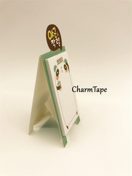 Animal Sticky Post-It Memo Buy 6 get 1 FREE - CharmTape - 7