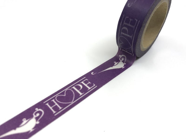 Aladdin's Lamp & Hope Washi tape 15mm x 10m WT427 - CharmTape - 2