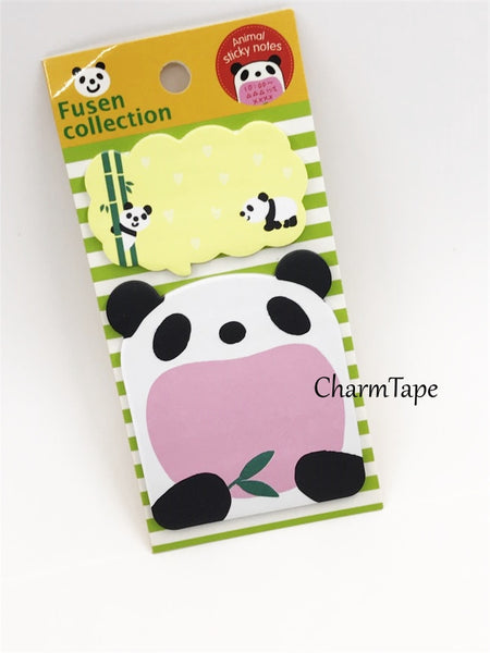 Sticky Memo Note Pad - Let's Sing or Eat - CharmTape - 7