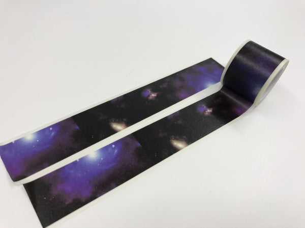 Cosmic Galaxy Big Washi Tape(30mm x 5m) WT938
