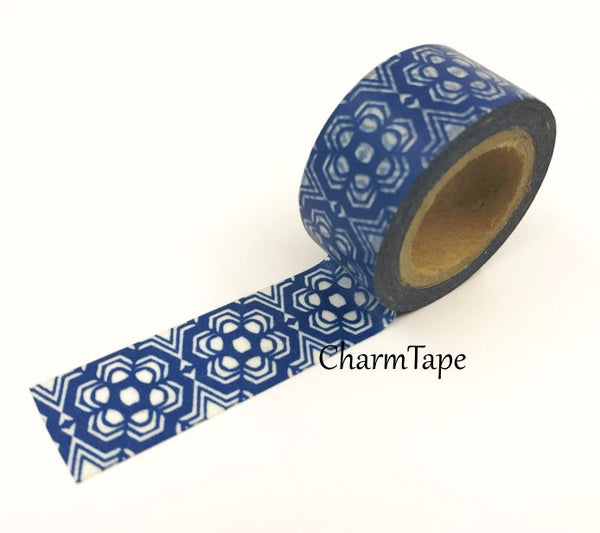 Kaleidoscope Washi Tape (20mm x 10m) WT483 - CharmTape - 1