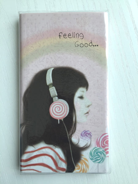 Feeling Good Daily Planner Scheduler from Pinkfoot Korea - CharmTape - 1