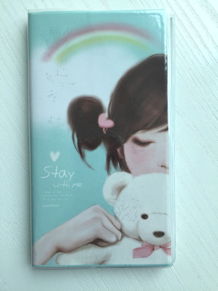 Stay with me Daily Planner Scheduler from Pinkfoot Korea - CharmTape - 1