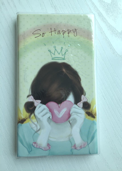 Pinkfoot So Happy Daily Planner Scheduler from Korea - CharmTape - 1