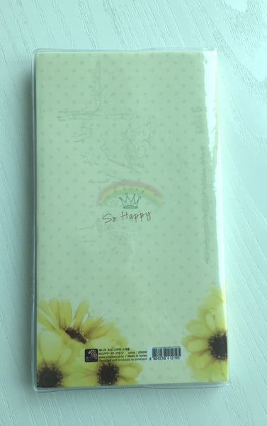 Pinkfoot So Happy Daily Planner Scheduler from Korea - CharmTape - 2