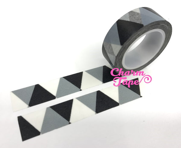 Geometric Washi Tape WT280 - CharmTape - 3