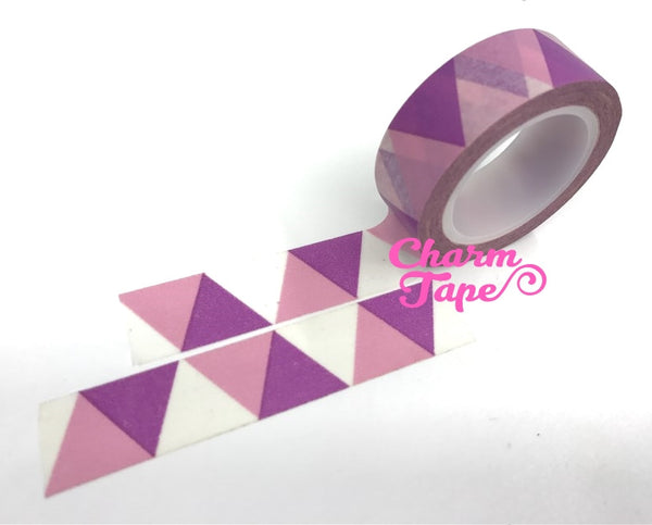 Geometric Washi Tape WT280 - CharmTape - 5