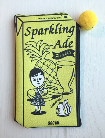 Sparkling Ale - pencil pen case from Korea - CharmTape - 1