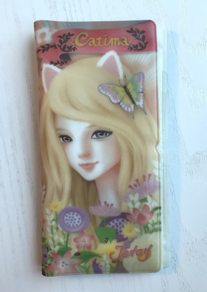 Sweet Melody Catima - card case wallet from Jetoy Korea - CharmTape - 1