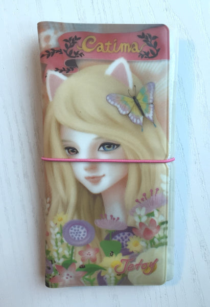 Sweet Melody Catima - card case wallet from Jetoy Korea - CharmTape - 6