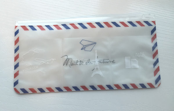 Mail To the Future - pencil pen case from Korea - CharmTape - 2