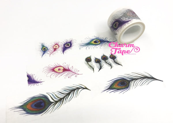 Feather Washi Tape (30mm x 5m) WT993