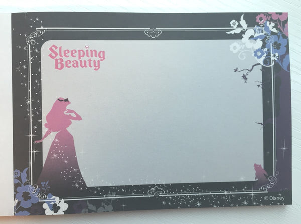 Sleeping Beauty Big Memo Pad by Sun-star from Japan - CharmTape - 4