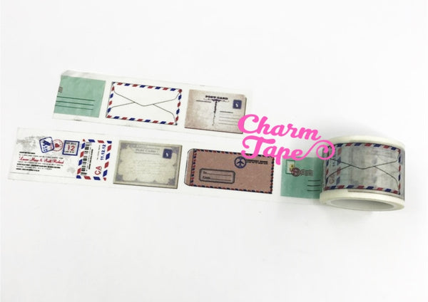 Envelopes Washi Tape (30mm x 5m) WT996
