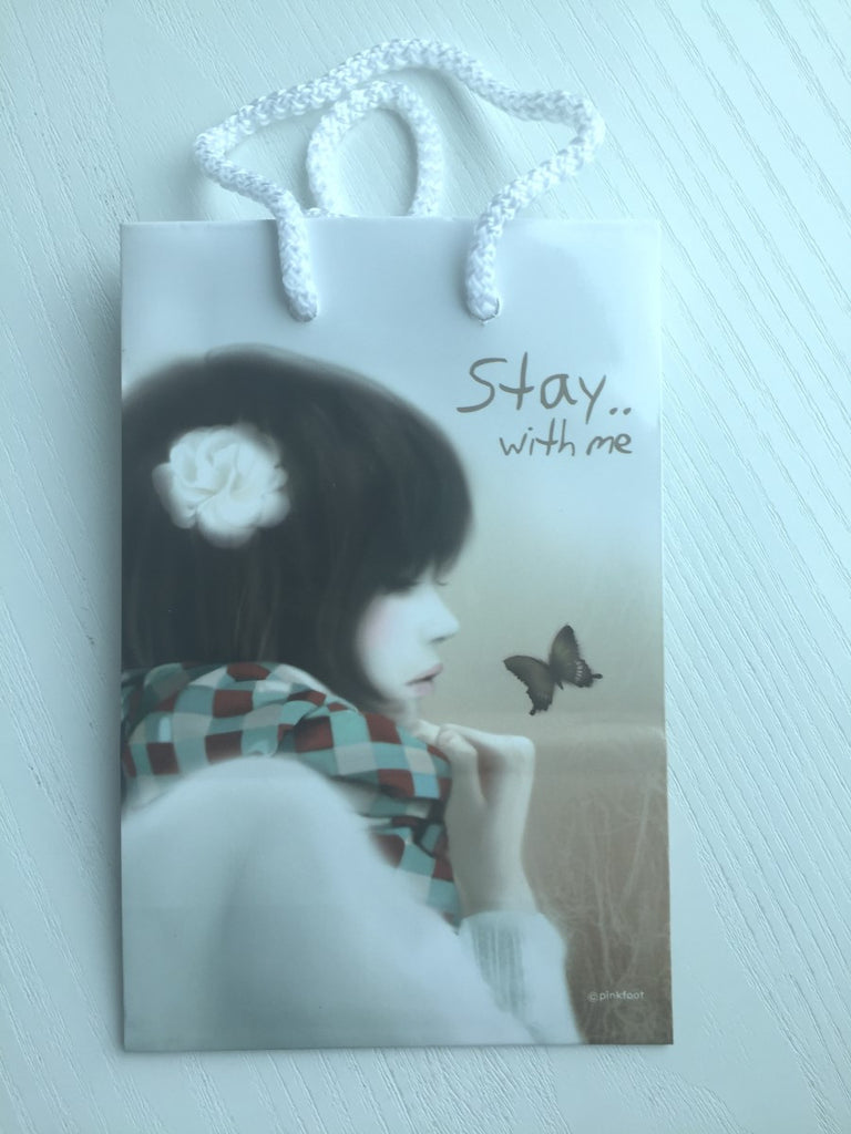 Pinkfoot Pretty Girl Paper Bag - Stay With Me - CharmTape - 1