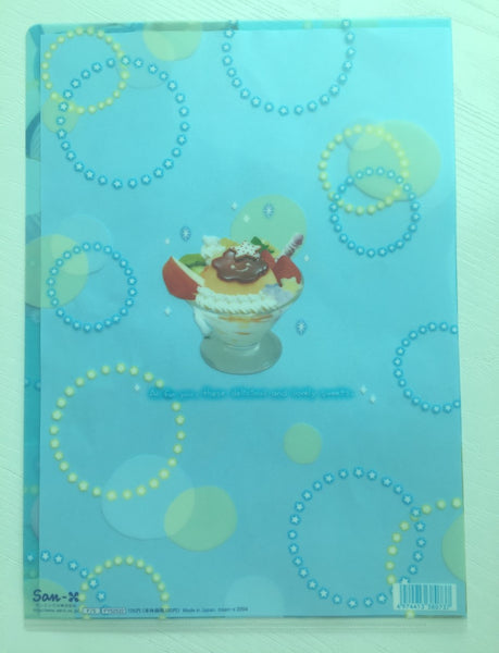 San-x Sugar Recipe A4 plastic file folder - CharmTape - 3