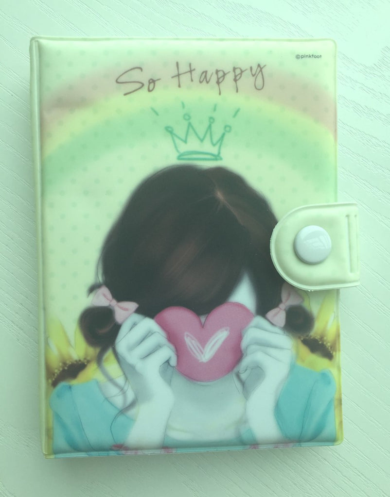 So Happy Filofax Daily Planner Scheduler from Pinkfoot Korea - CharmTape - 1