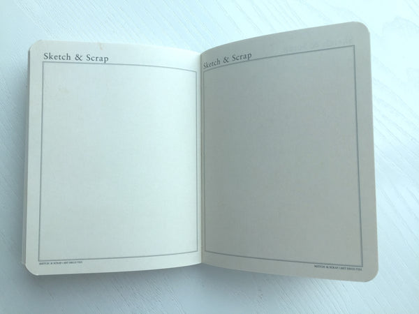 Undated Daily Planner Journal Scheduler by invite.L from Korea - CharmTape - 9