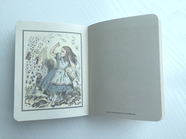 Alice in Wonderland Daily Planner Scheduler from Korea - CharmTape - 10