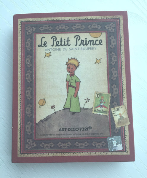 Le Petit Prince Daily Planner Scheduler from Korea - CharmTape - 1