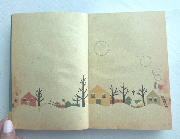 Undated Daily Planner Journal Scheduler by invite.L from Korea - CharmTape - 8