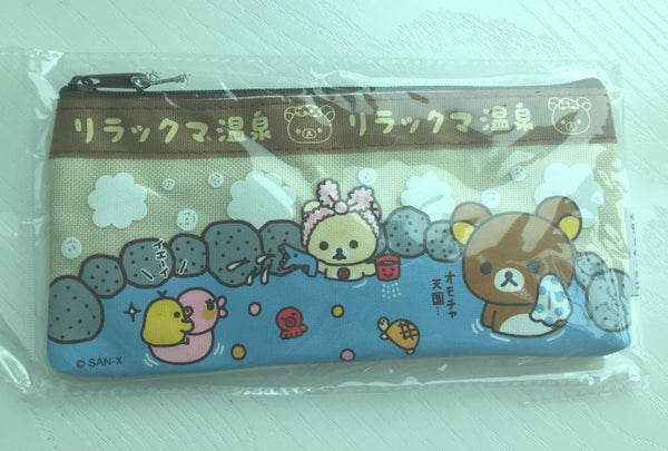 RilakKuma - pencil pen case from San-x - CharmTape - 1