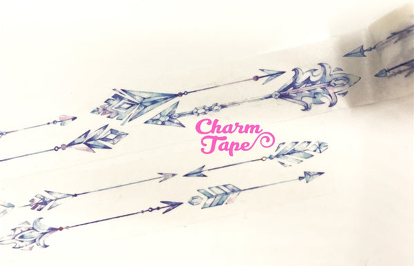 Frozen Arrow Big Washi Tape (30mm x 5m) WT1050