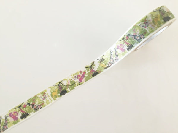 Copy of Castle & Crow - Washi tape -15 mm 10 meters WT795 - CharmTape - 2