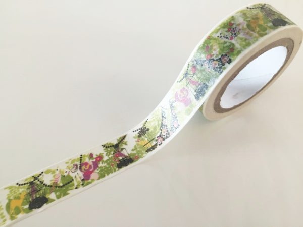 Copy of Castle & Crow - Washi tape -15 mm 10 meters WT795 - CharmTape - 3