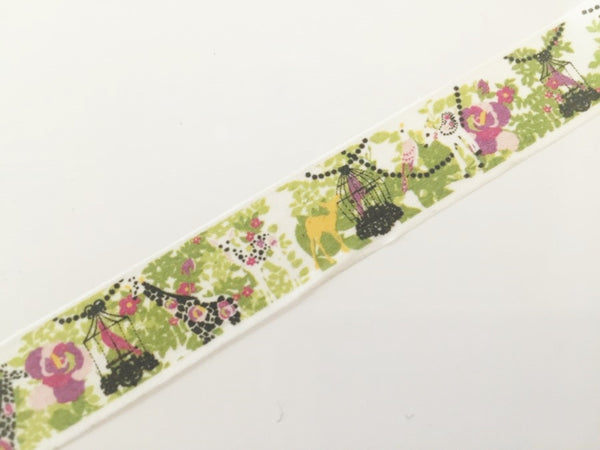 Copy of Castle & Crow - Washi tape -15 mm 10 meters WT795 - CharmTape - 4