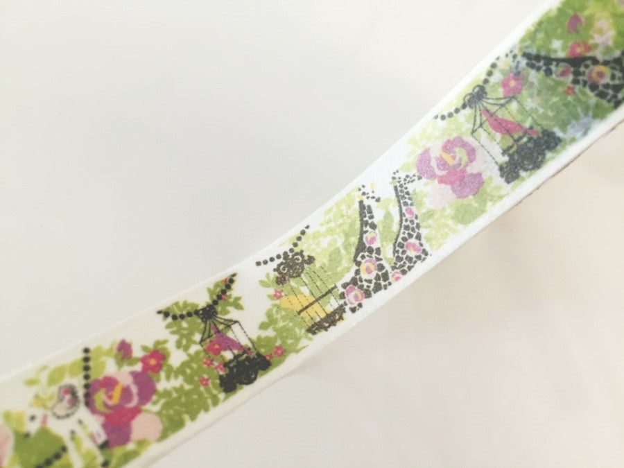Copy of Castle & Crow - Washi tape -15 mm 10 meters WT795 - CharmTape - 1