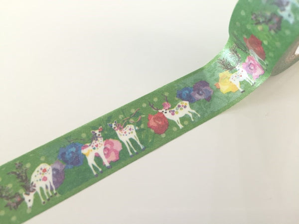 Copy of Animal & City Fantasy - Washi tape - 10 meters WT806 - CharmTape - 2