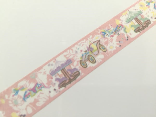 Copy of White Cat & black hat - Washi tape - 10 meters WT809 - CharmTape - 2