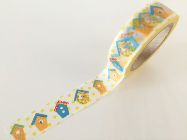 Copy of Summer Orange - Washi Tape 15mm x 10 meters WT834 - CharmTape - 2