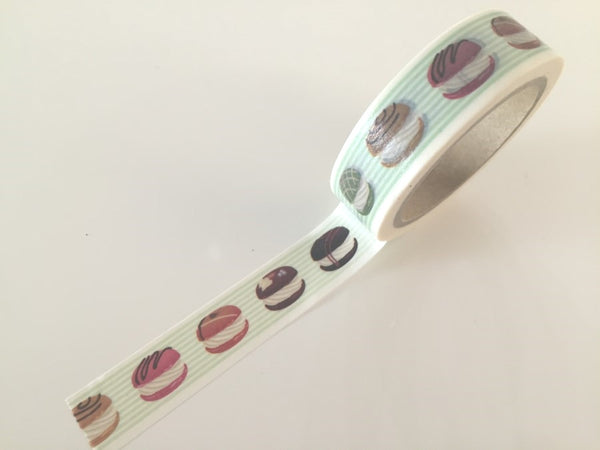 Copy of Furniture Washi Tape 8m x 15mm WT843 - CharmTape - 2