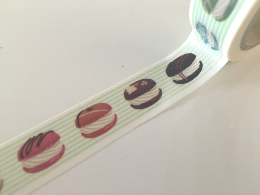 Copy of Furniture Washi Tape 8m x 15mm WT843 - CharmTape - 1