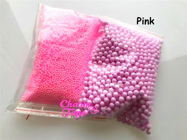 10000 CHEAP Styrofoam Balls 2mm 3mm or 7-9mm Polystyrene Filler Foam Ball Bead Choose Color DIY Slime Floam Arts and Crafts Supplies