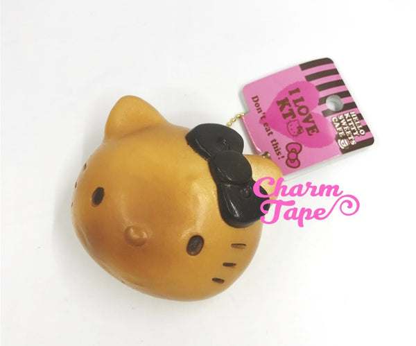 Hello Kitty Bread Squishy cellphone charm by Sanrio