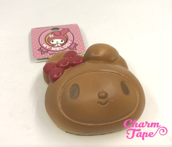 My Melody Bun Squishy cellphone charm by Sanrio