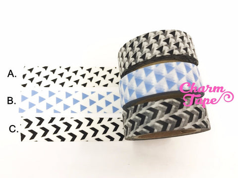 Arrow Washi tape 15mm x 10.5 yards