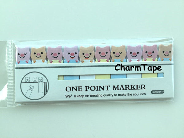 Pig Sticky Post It Memo Note Pad 150sheets SS900 - CharmTape - 1