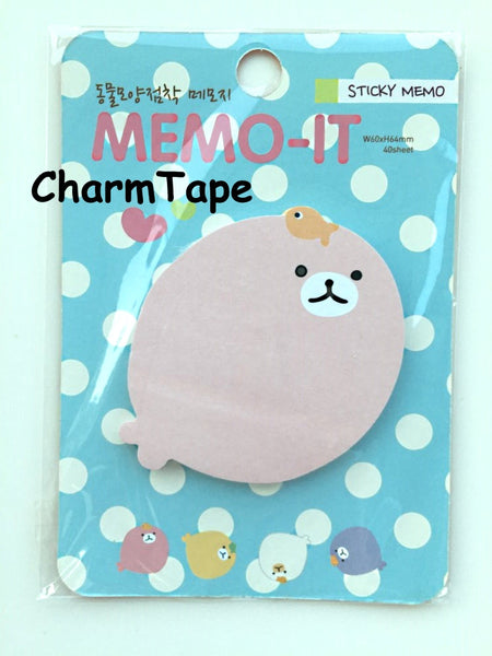 Sticky Post It Memo Note Pad 30 sheets - CharmTape - 2