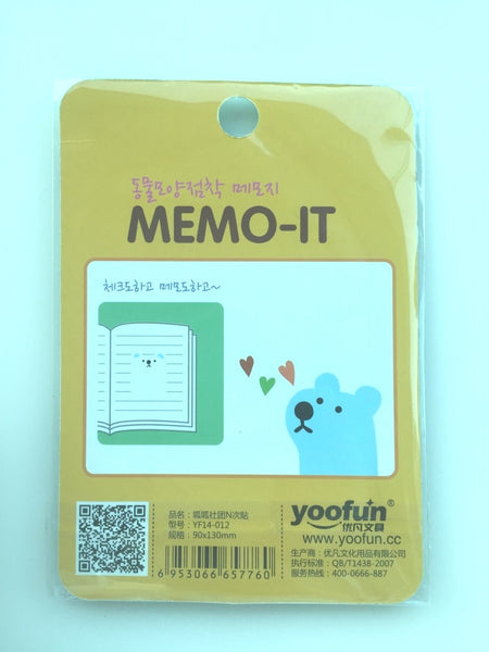 Sticky Post It Memo Note Pad 30 sheets - CharmTape - 7