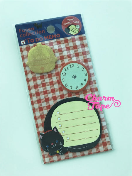 Time Post-It Memo Note Pad 45 sheets