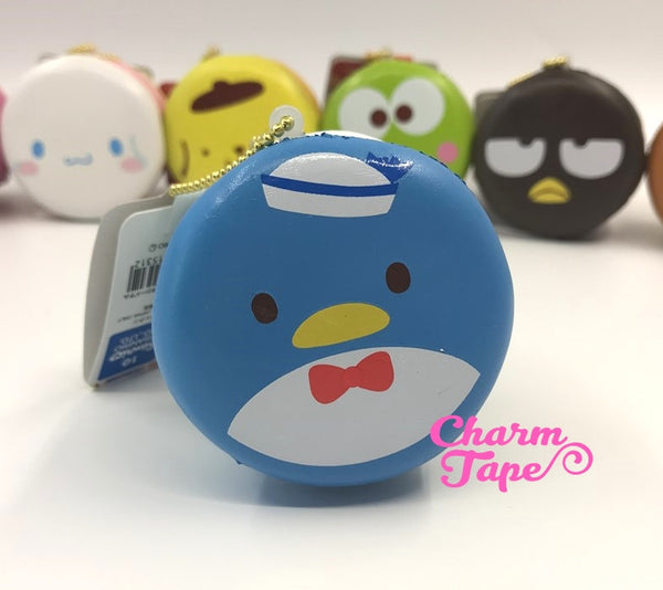 Tuxedo Sam round cake Puchi cake sweet treat squishy by Sanrio